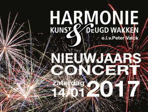 Nieuwjaarsconcert @ Hondiuspark | Dentergem | Vlaanderen | België