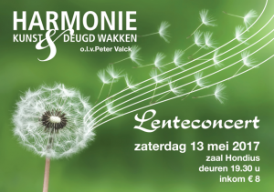 Lenteconcert @ Hondiuspark | Dentergem | Vlaanderen | België